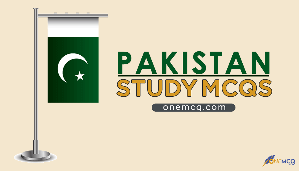 Pak Study MCQs for all papers